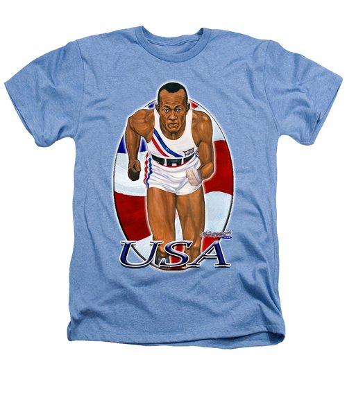 Jesse Heathers T-Shirt by Steve R Allen