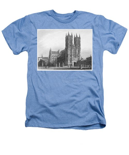 London: Westminster Abbey Heathers T-Shirt by Granger