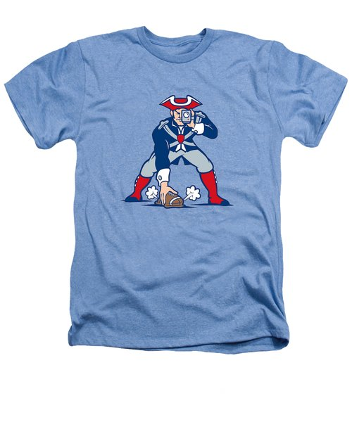 New England Patriots Parody Heathers T-Shirt by Joe Hamilton