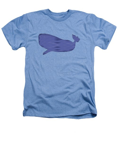 Sperm Whale Heathers T-Shirt by Mordax Furittus