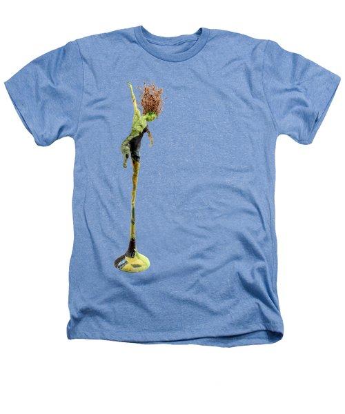 Spread Wings Heathers T-Shirt by Adam Long