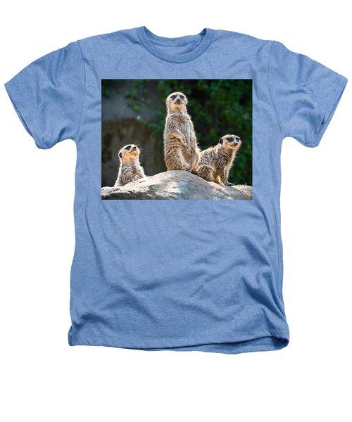 Three's Company Heathers T-Shirt by Jamie Pham