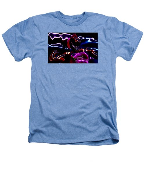 Venus Williams Match Point Heathers T-Shirt by Brian Reaves