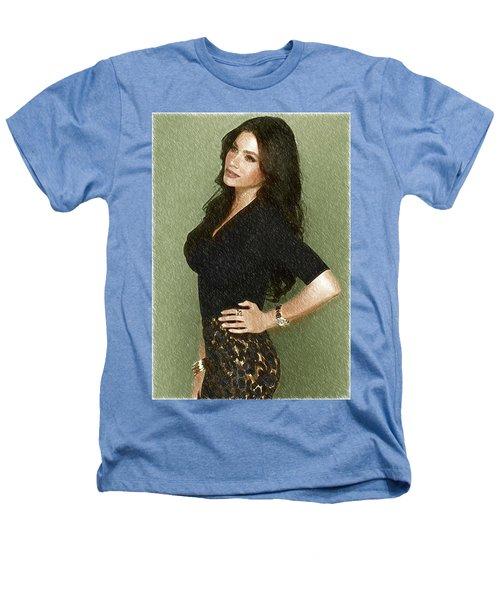 Celebrity Sofia Vergara  Heathers T-Shirt by Best Actors