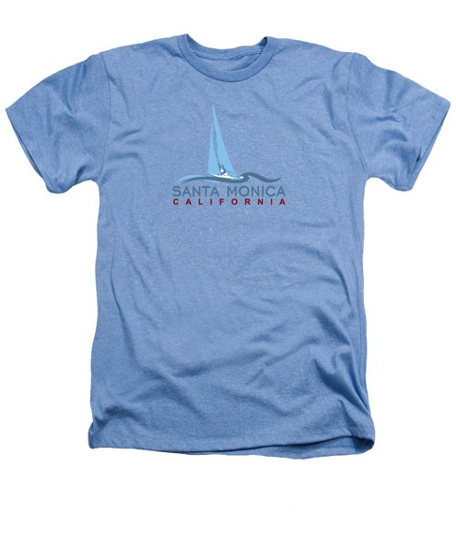 Santa Monica Heathers T-Shirt by American Roadside