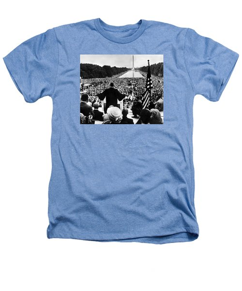 Martin Luther King Jr Heathers T-Shirt by American School