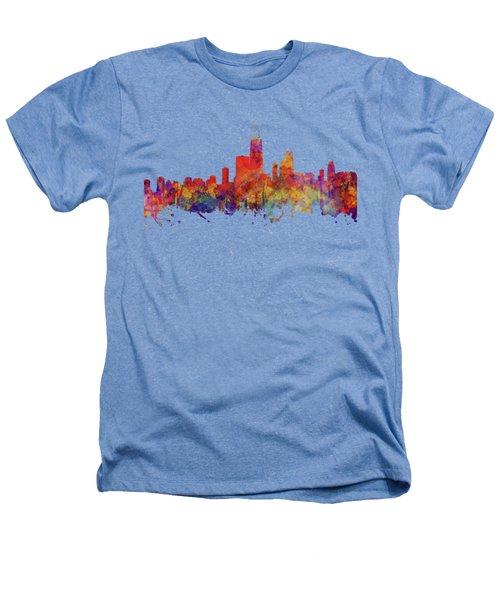 Chicago Heathers T-Shirt by JW Digital Art