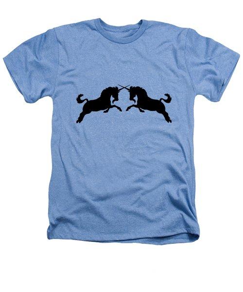 Unicorns Heathers T-Shirt by Mordax Furittus