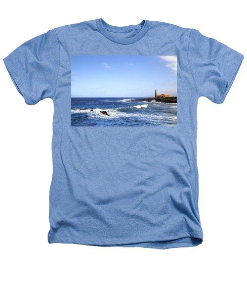Tenerife - Garachico  Heathers T-Shirt by Joana Kruse