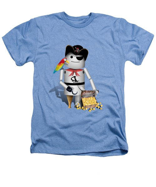 Robo-x9 The Pirate Heathers T-Shirt by Gravityx9  Designs
