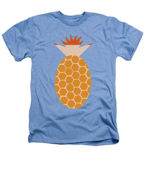 A Pineapple A Day Keeps The Doctor Away Heathers T-Shirt by Frank Tschakert