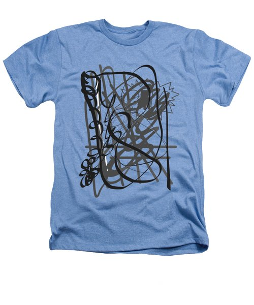 Abstract Heathers T-Shirt by Oksana Demidova
