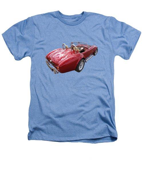 Ac Cobra 1966 Heathers T-Shirt by Gill Billington