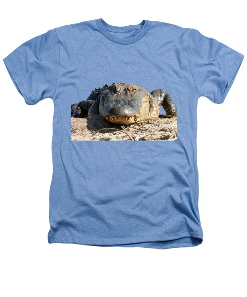 Alligator Approach .png Heathers T-Shirt by Al Powell Photography USA
