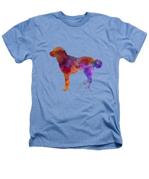 Anatolian Shepherd Dog In Watercolor Heathers T-Shirt by Pablo Romero