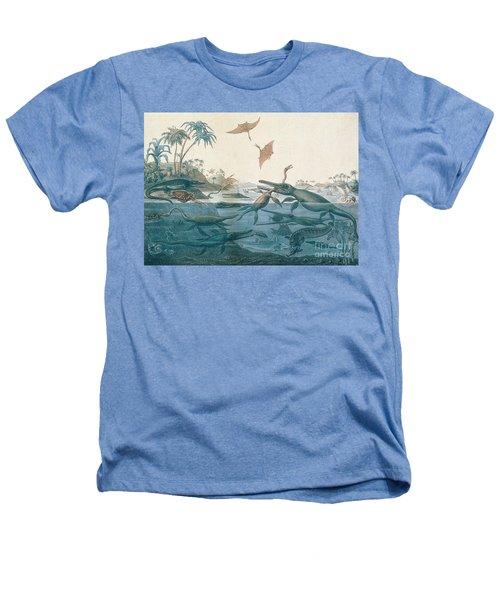 Ancient Dorset Heathers T-Shirt by Henry Thomas De La Beche