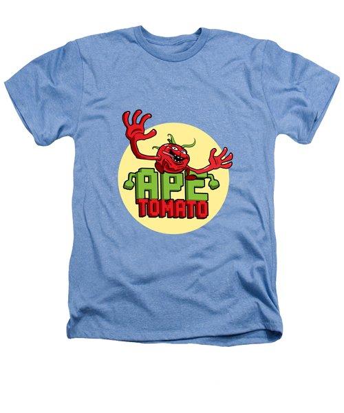 Ape Tomato Heathers T-Shirt by Nicolas Palmer