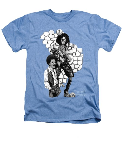 Michael Heathers T-Shirt by Terri Meredith
