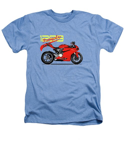 Ducati Panigale 1299 Heathers T-Shirt by Mark Rogan