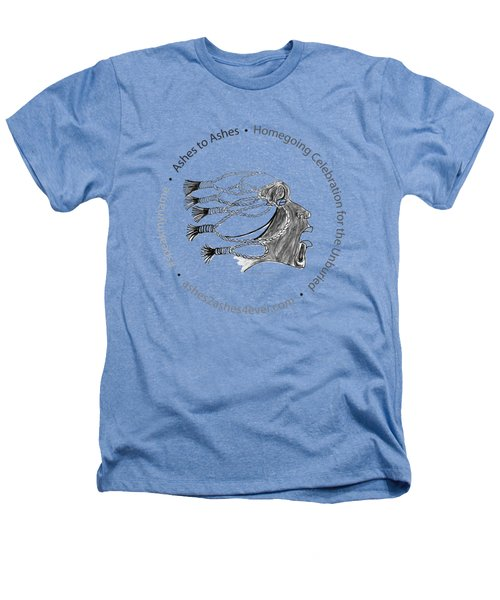 Ashes To Ashes Speak My Name Seal Heathers T-Shirt by Shirley Whitaker