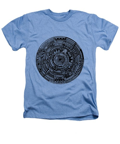 Asymmetry Heathers T-Shirt by Elizabeth Davis