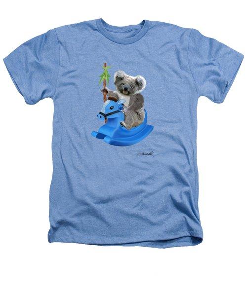 Baby Koala Buckaroo Heathers T-Shirt by Glenn Holbrook