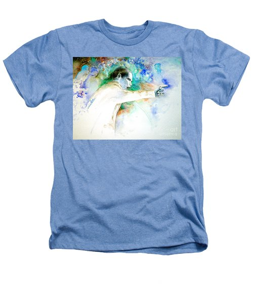 Barack Obama Pointing At You Heathers T-Shirt by Miki De Goodaboom