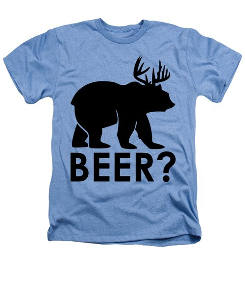 Beer? Heathers T-Shirt by Frederick Holiday