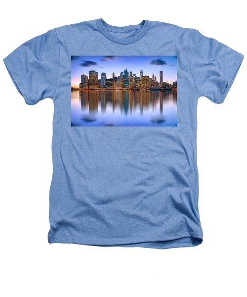 Bold And Beautiful Heathers T-Shirt by Az Jackson