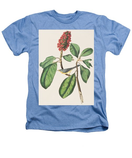 Bonaparte's Flycatcher Heathers T-Shirt by John James Audubon