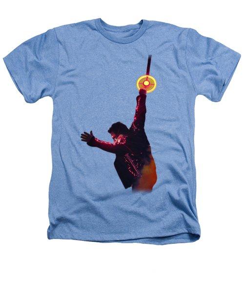 Bono - Light Heathers T-Shirt by Clad63