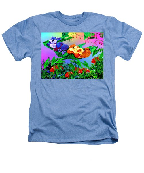 Bye-bye Beaver Buddy Heathers T-Shirt by Hanne Lore Koehler