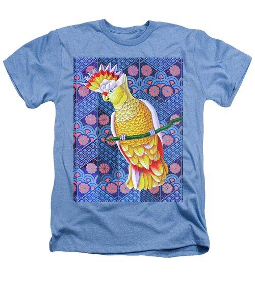 Cockatoo Heathers T-Shirt by Jane Tattersfield