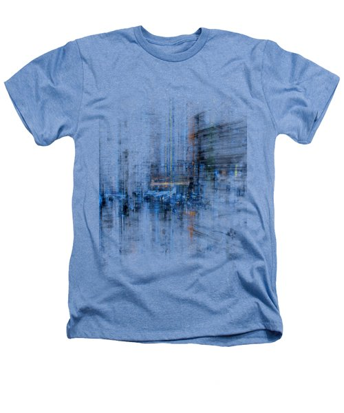 Cyber City Design Heathers T-Shirt by Martin Capek