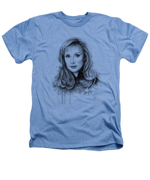 Doctor Beverly Crsuher Heathers T-Shirt by Olga Shvartsur
