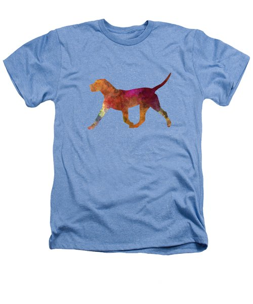 Dogo Canario In Watercolor Heathers T-Shirt by Pablo Romero
