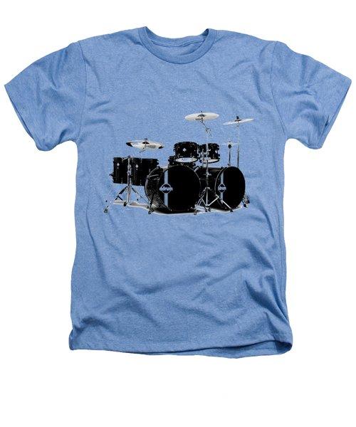 Drum Heathers T-Shirt by David Balber