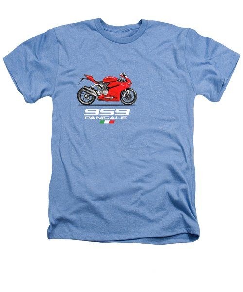 Ducati Panigale 959 Heathers T-Shirt by Mark Rogan