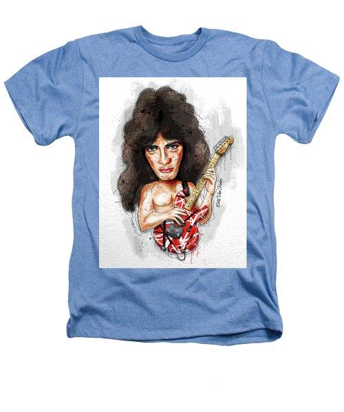 Eddie Van Halen Heathers T-Shirt by Gary Bodnar