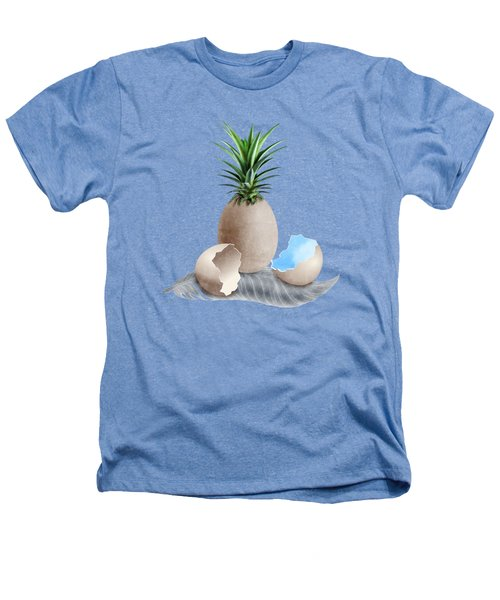 Eggs On A Feather Heathers T-Shirt by Absentis Designs