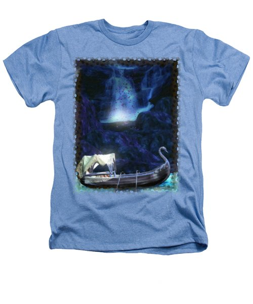Faerie Cavern  Heathers T-Shirt by Sharon and Renee Lozen
