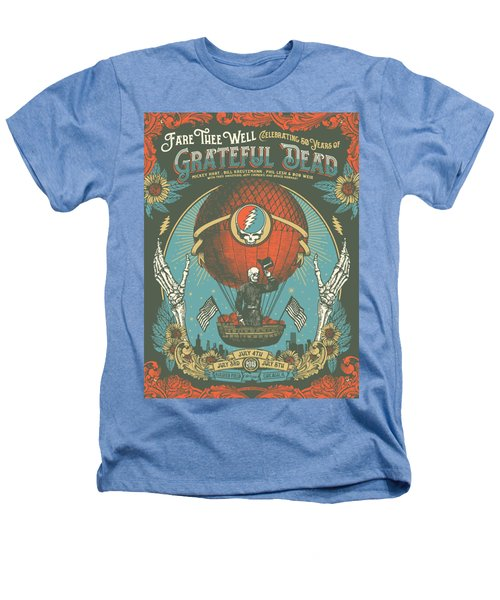 Fare Thee Well Heathers T-Shirt by Gd