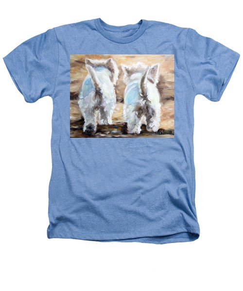 Farewell Heathers T-Shirt by Mary Sparrow