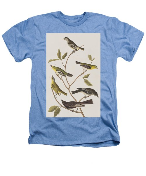 Fly Catchers Heathers T-Shirt by John James Audubon