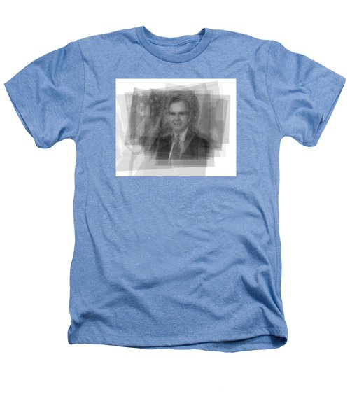 George H. W. Bush Heathers T-Shirt by Steve Socha