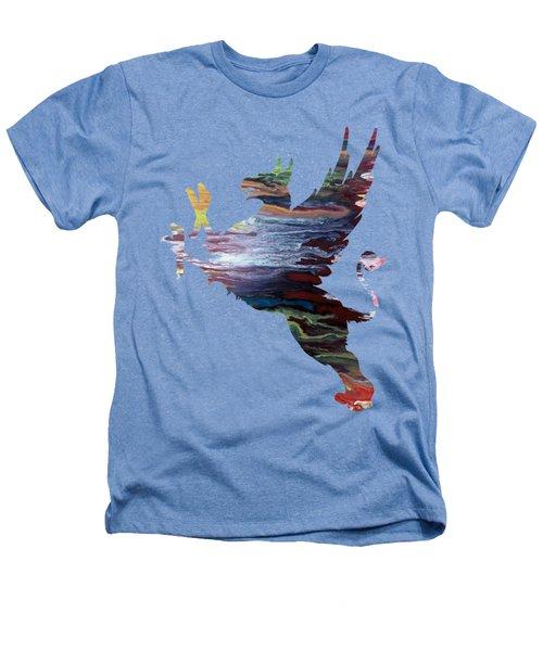Griffon Heathers T-Shirt by Mordax Furittus