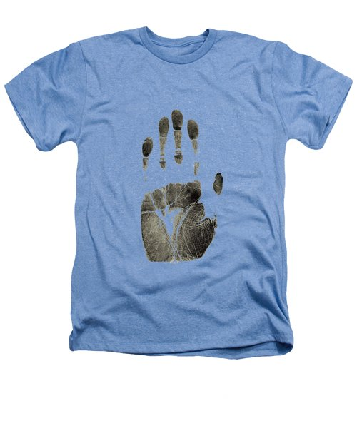Handprint Phone Case Heathers T-Shirt by Edward Fielding