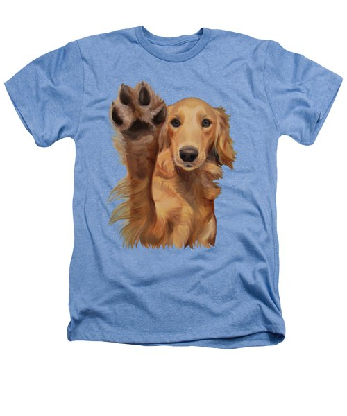 High Five Heathers T-Shirt by Jindra Noewi