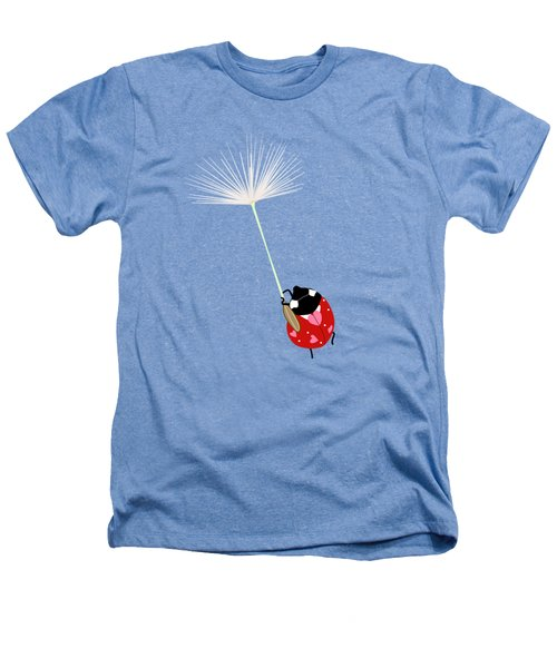Hold On Heathers T-Shirt by Brigitte Carre