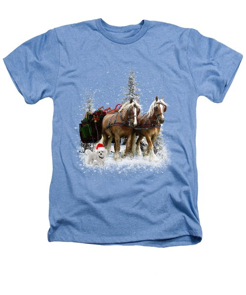 A Christmas Wish Heathers T-Shirt by Shanina Conway